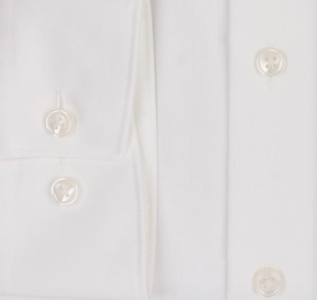 OLYMP vasalásmentes férfi ing karcsúsított bézs hosszított ujjú - mandzsetta