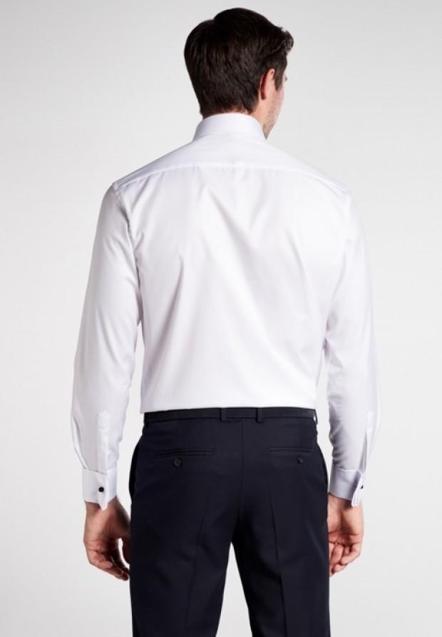 eterna vasalásmentes férfi ing fehér gála - hát