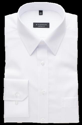 eterna vasalásmentes férfi ing fehér