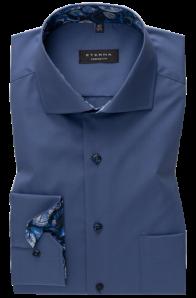 eterna vasalásmentes férfi ing szürkéskék