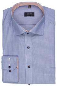 eterna kék csíkos ing