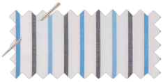 Kék csíkos