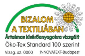 Öko-Tex logó