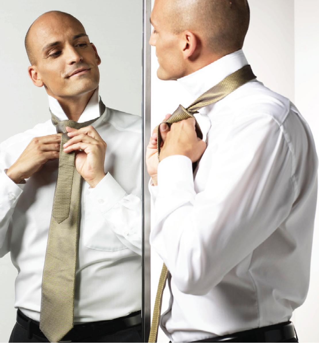 Nyakkendőkötés