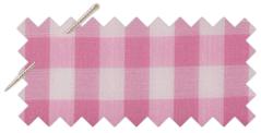 Olymp rózsaszín kockás ing