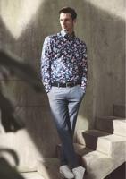 OLYMP virág mintás ing