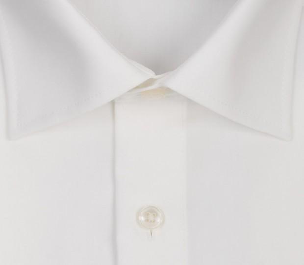 OLYMP vasalásmentes férfi ing karcsúsított bézs hosszított ujjú - gallér
