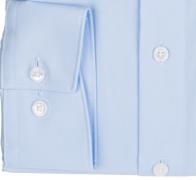 OLYMP vasalásmentes férfi ing világoskék hosszított ujjú - mandzsetta