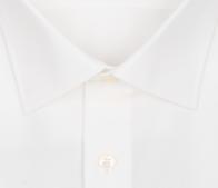 OLYMP vasalásmentes férfi ing karcsúsított bézs rövid ujjú - gallér
