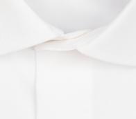 OLYMP vasalásmentes férfi ing karcsúsított bézs anyagában csíkos - anyag