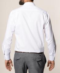 eterna vasalásmentes férfi ing fehér - modell hát