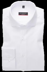 eterna vasalásmentes karcsúsított férfi ing fehér (lotus shirt)