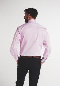 eterna vasalásmentes férfi ing rózsaszín - hát