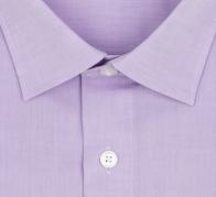OLYMP vasalásmentes férfi ing lila - gallér
