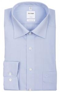 OLYMP vasalásmentes férfi ing világoskék