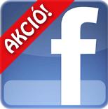 Facebook akció