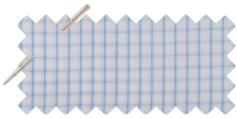 Kék kockás