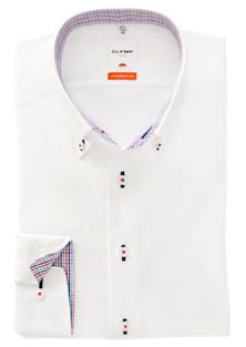 OLYMP modern fit fehér ing